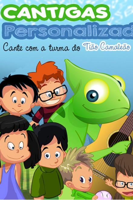 Tião Camaleão Disco1